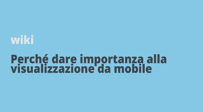 Visualizzazione mobile . BtoMail