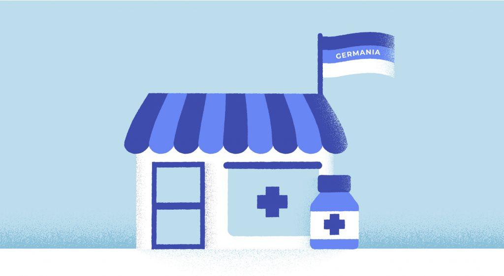 Database delle farmacie in Germania