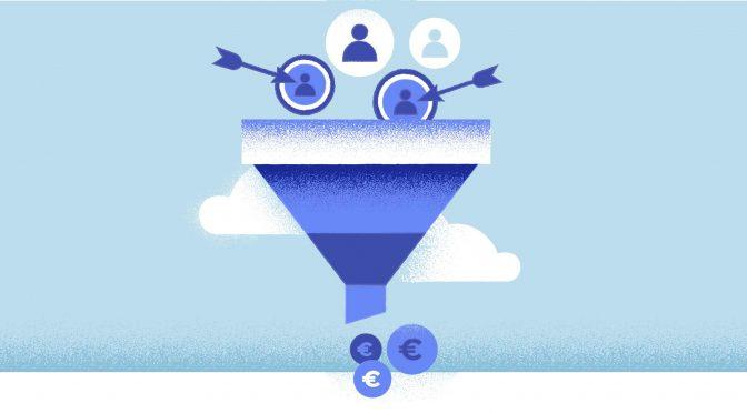Il funnel marketing: una strategia vincente di business