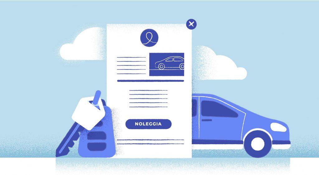 un caso concreto di marketing dell'autonoleggio